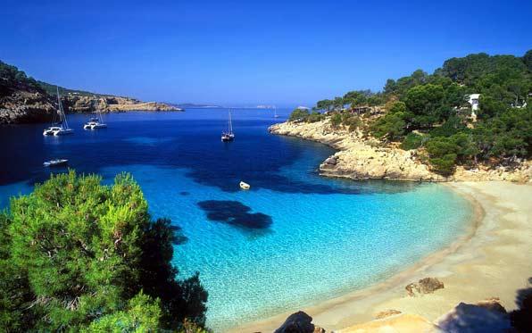 Vacanza senza sorprese a Ibiza