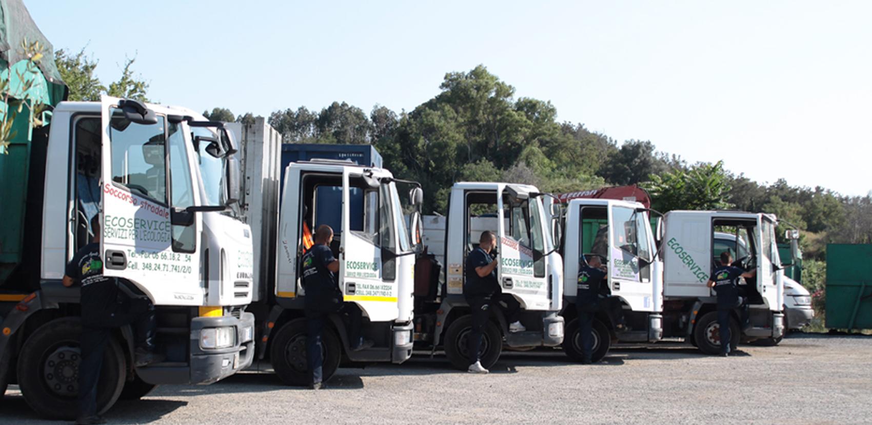 Trasporto e Raccolta rifiuti, servono aziende attrezzate